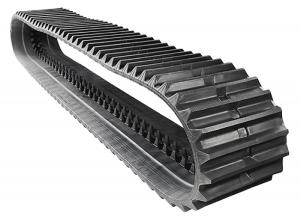 China Tough Continuous Rubber Track For Komatsu CD 60R Less Ground Damage on sale