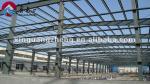 bâtiment préfabriqué de /warehouse d'atelier de structure métallique concevez, de fabrication et d'installation