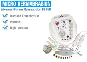 China Beauty Salon Diamond Peel Portable Microdermabrasion Machine For Skin Rejuvenation on sale