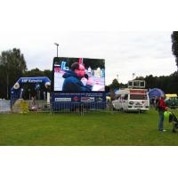 China Anti - Static Outdoor Led Screen Hire , IP65 Stage Wedding Led Wall Display on sale