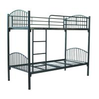 competitive price simple convenient metal bunk beds student bed single bed B059