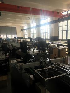 China China top 1 screen press JINBAO Brand JB-900TC fully automatic Corrugated cardboard box window patching machine FOXCONN on sale