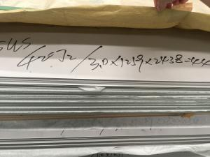 China JIS SUS420J2 stainless steel sheet in coil cold rolled 2B finish on sale