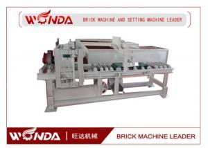 China Soild Block Automatic Brick Cutting Machine , Machine Cut Bricks16 Times / Min on sale