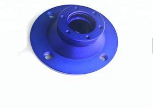 China 5 Axis CNC Machining Anodized Custom 6063 Aluminum Machined Parts on sale