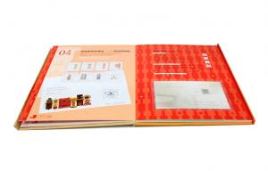 China Hardcover Professional Photo Album Printing , Digital Photo Printing Service on sale
