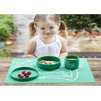 Easy Washing And Cleanning Silicone Kitchen Tools Silicone Placemat For Kids