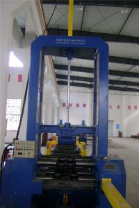 China Automatic CO2 Tack Welding Machine / H-beam Assembly Machine on sale