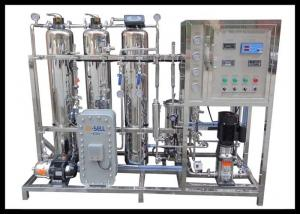 China 500Lph Ultrapure Water System / Electric Desalination EDI Equipment on sale