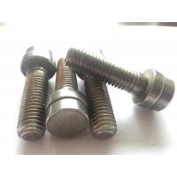 UNS S31803 S32205 Duplex Stainless Steel Fasteners DIN1.4462 2205 Bolt Nut Stud Washer Thread Rod