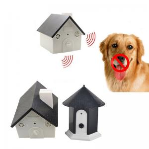 China Train puppies ultrasonic dog deterrent Effective Garden No Bark Device on sale