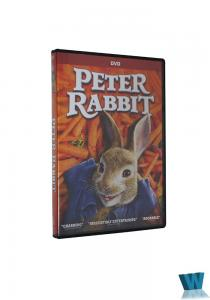 China 2018 hot sell Peter Rabbit DVD movies region 1 Adult movies Tv series Tv show Drop shipping on sale