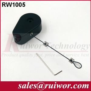 China RUIWOR Retractable Tool Lanyard Used in Store for Signage Support on sale