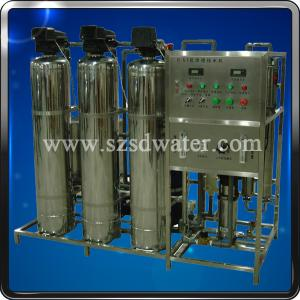 China Mini Pure Water Desalination and Water Treatment RO-1000J(500L/H) on sale