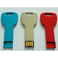metal key style usb flash drive