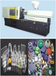 Pet Preform Injection Automatic Blow Molding Machine / Water Bottle Making Machine