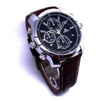 Hot Sale Night Vision Full HD 1080p Camera Watch MP3 MP4 waterproof hidden camera watch
