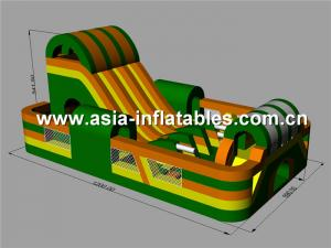 China Outdoor Inflatable Funland, Inflatable Soft Play For Children on sale