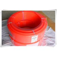 Smooth round rubber belts / High tensile polyurethane cord 90A