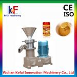 High quality 500-100kg/hour peanut butter making machine