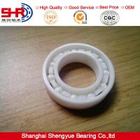6002CE ceramic ball bearings made with zro2