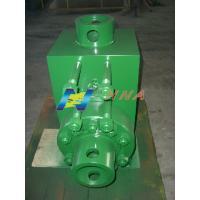 Bomco F-1000 Triplex Mud Pump Fluid End Module Assy