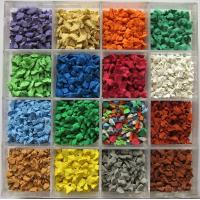 EPDM granules rubber chips for Children Playground