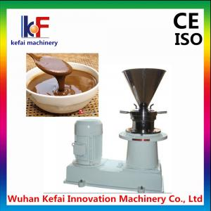 China hot sale peanut butter grinder machine on sale