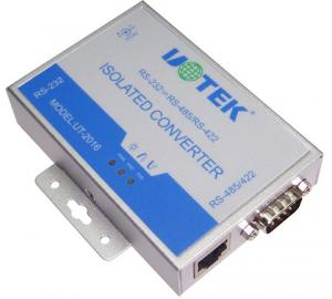China 2500Vrms RS232 To RS485 Serial Converter Protocol , Half Duplex on sale