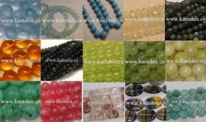 China Semiprecious Gemstone Beads on sale