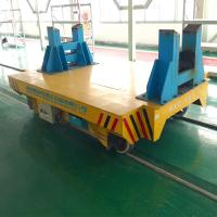 electric equipment coil transfer car applied in industrial plant