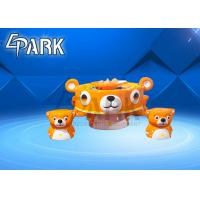Mini Bear Sand Table with 4 chairs equipped 20 kg Colorful Sand,More toys for amusement park
