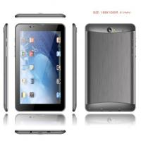 "7"" 3G and GPS Tablet PC MTK8312 Dual Core 3G+GPS+BT+FM android 4.2 OS"