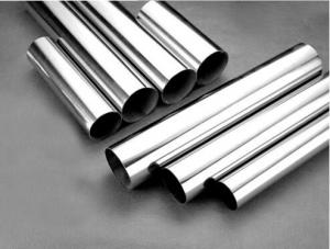 China Small Diameter Seamless Stainless Steel Tubing SS Round Pipe Excellent Heat Resistant on sale