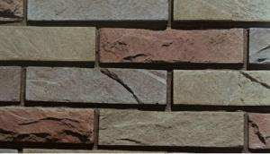 China Light Weight Interior Faux Stone Panels / Brick Veneer Panels Antique Design on sale