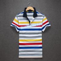 Newest Striped Polo Shirt for men ,Men