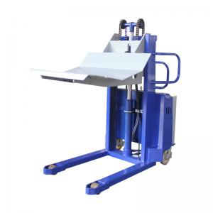 China Electric 1000kg Load Capacity Paper Roll Handling Trolley on sale