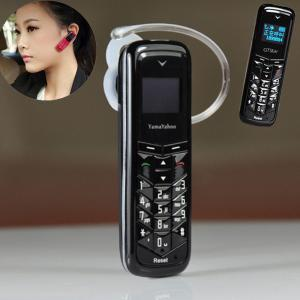 China Wholesales BM50  Mini Bluetooth Headset Card Small Spy Mobile cell phone   Made In China Factory on sale