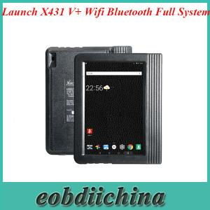 China Launch X431 V+ Wifi Bluetooth Full System car Scanner Global Version on sale