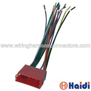 China Automotive Aftermarket Wiring Harness Kits for AUDI , custom engine wiring harness on sale