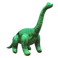 "Inflatable Brachiosaurus Dinosaur Pool Kids Toys Large 48"" Long Animals Toy OEM"