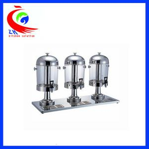 China Coffee juice dispenser Buffet Restaurant Equipment Stainless steel for cold juice on sale