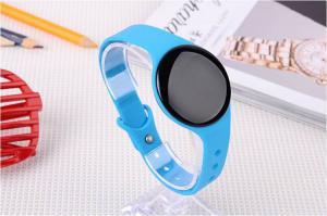 China Colorful Waterproof Bluetooth Health Smart Bracelet /  Wristband 0.68 Inch LED Screen on sale