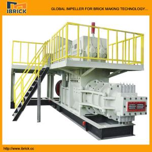 China Fully automatic clay brick making machine manufacture on sale