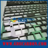 custom carbon fiber universal sheet, carbon fiber cnc cutting