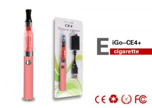 China 1.6ml 900Puffs Eco Friendly Health EGO E Cig , 900mAh 14mm 3.7V on sale