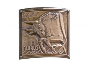 Quality Contemporary Wall Art Metal Bronze Relief For Indoor Decoration Soft Texture for sale