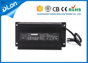 China 48v lifepo4 battery charger / lifepo4 charger for golf trike/forklift truck electric on sale