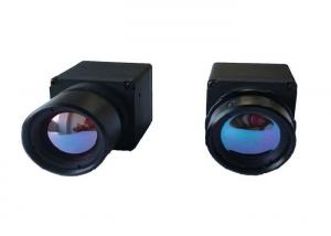 China Infrared Thermal Imaging Camera , 384 X 288 Thermal Video Camera on sale