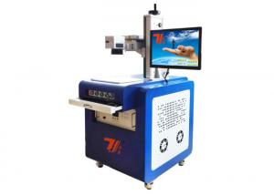 China Air Cooling Non Toxic Uv Laser Engraving Machine With Cold Ligh Source on sale